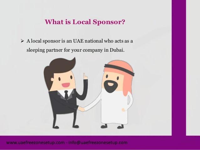 local sponsor business setup in dubai